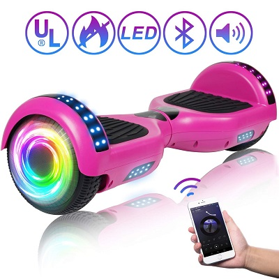 Scooter autoequilibrado Hoverboard SISIGAD