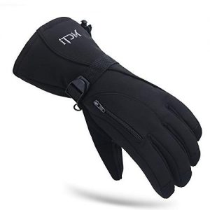 MCTi Impermeable Hombre Invierno Cálido 3M Thinsulate