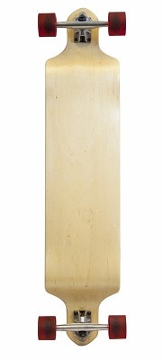 SCSK8 Professional Speed Drop Down - Drop Through Longboards completos