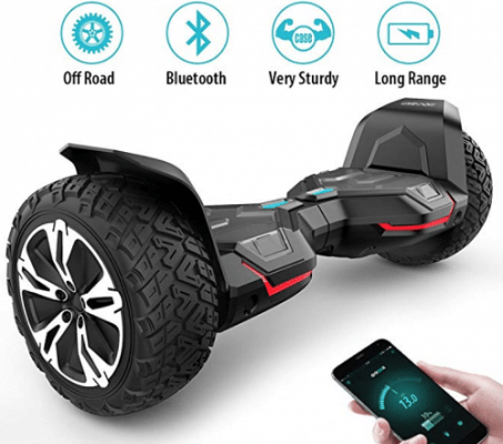 Hoverboard Off Road All Terrain Self Balance Scooter